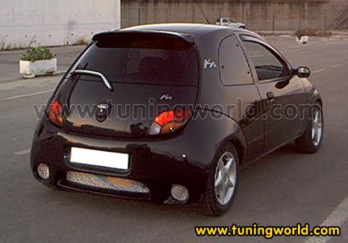 ford ka tuning tuning from. Black Bedroom Furniture Sets. Home Design Ideas