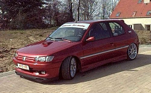 Peugeot 306 Tuning Tuning From Www Tuningworld Com