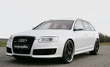 Audi RS6, Cargraphics Gmbh: 665 caballos!!! Cargr