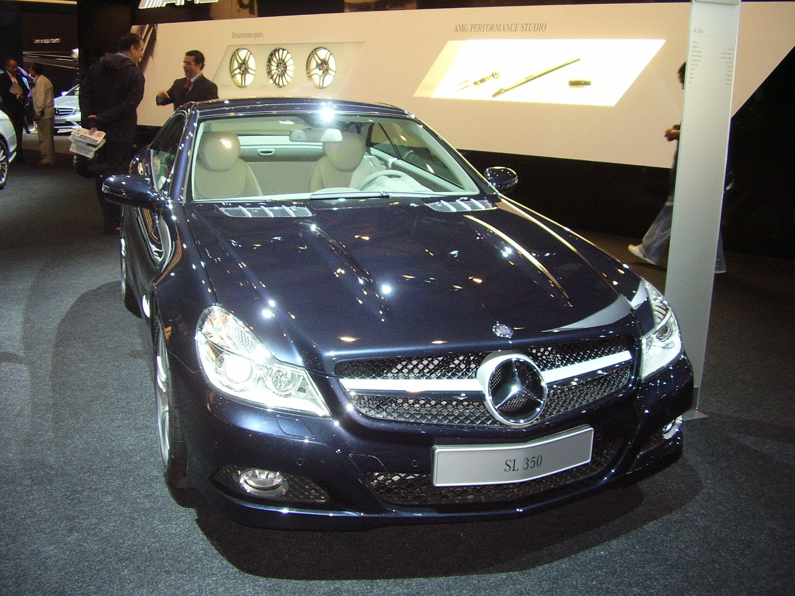 Visita Salon Automovil 09 BCN / Visit to Car Exhibition 09 Barcelona-P5140713.JPG