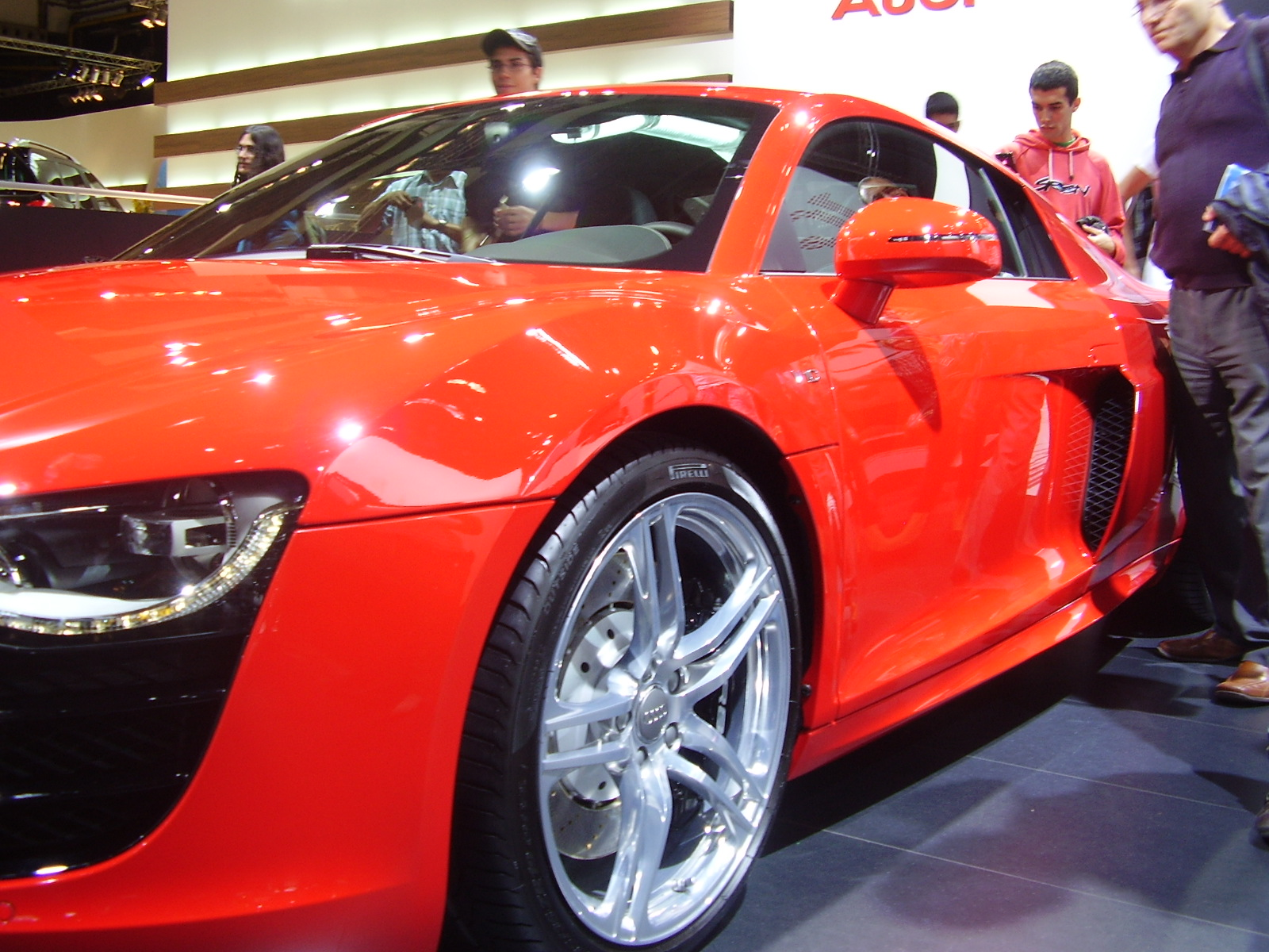 Visita Salon Automovil 09 BCN / Visit to Car Exhibition 09 Barcelona-P5140741.JPG