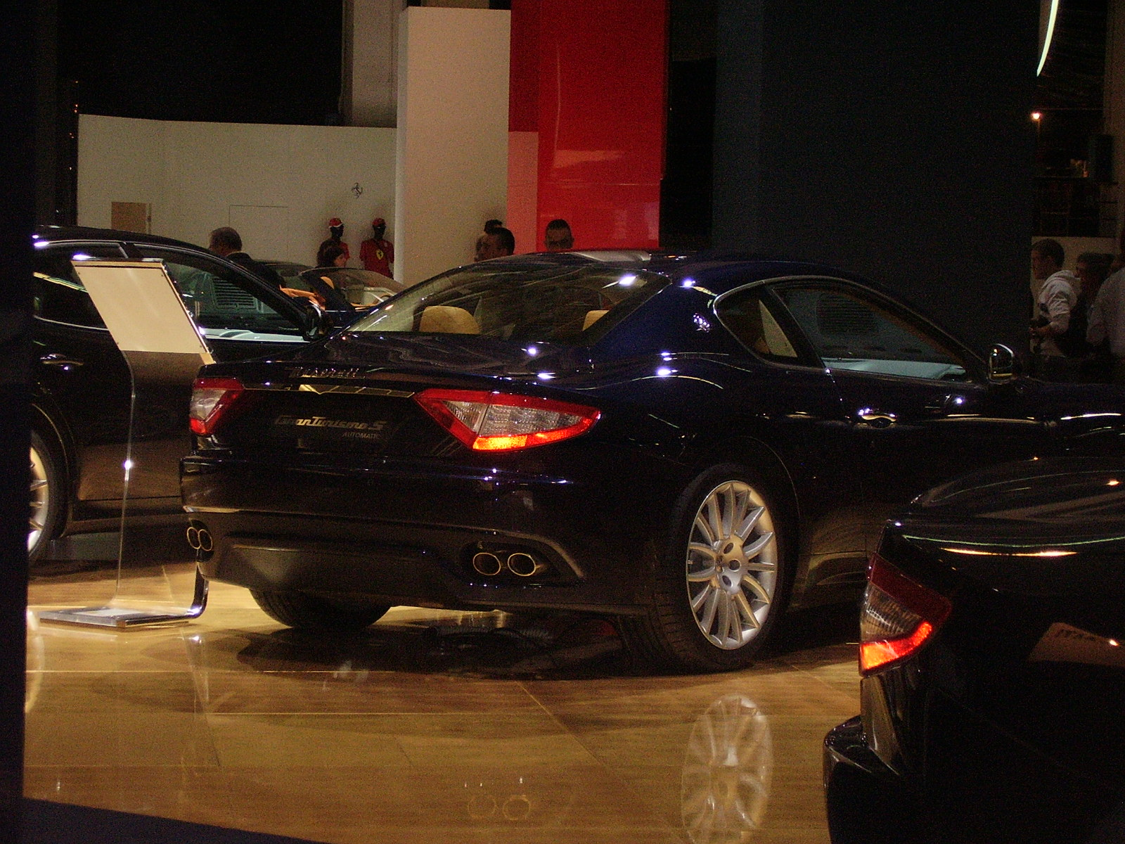 Visita Salon Automovil 09 BCN / Visit to Car Exhibition 09 Barcelona-P5140764.JPG