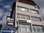 Fast Visit to Porsche-porschestreet1.JPG